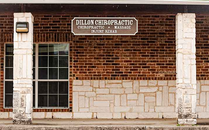 Chiropractic Plano TX Front Office