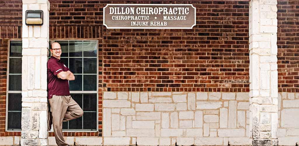 Chiropractor Plano TX Dr. Brian Dillon